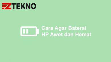 Cara Agar Baterai HP Awet
