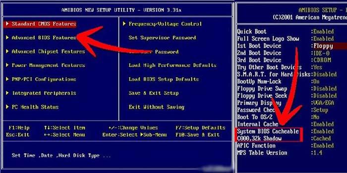 Mengatasi Laptop Hang di BIOS