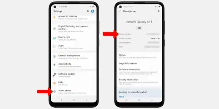 cara cek Samsung asli atau palsu melalui IMEI