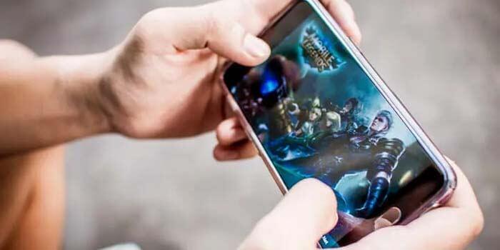 cara mengatasi bermain mobile legends lag