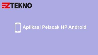 Aplikasi Pelacak HP Android