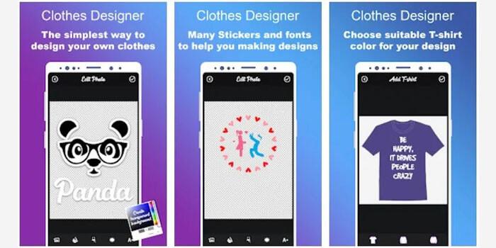 Clothes Designer - MØ Apps
